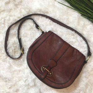 Fossil | Leather Crossbody / Shoulder Bag /Handbag
